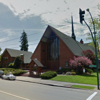 Alameda's Christ Episcopal Church will perform same-sex weddings. (Google Street View)