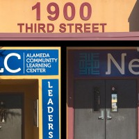 ACLC and Nea's new location at 1900 Third Street. (Photo collage by Robert Cassard)