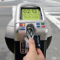The City of Alameda is seeking public feedback on smart parking meters. (Courtesy photo.)